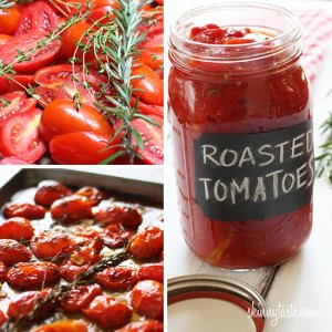 Roasted-Garden-Tomatoes